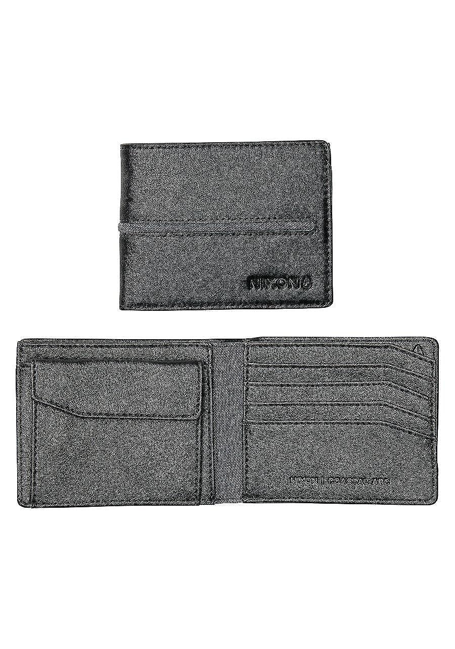 Nixon Coastal Arc Bi-fold Coin Wallet