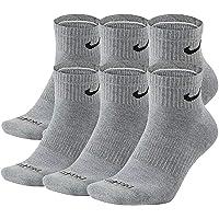 Nike unisex-adult Unisex Nike Everyday Cushion Low 6 Pair Band
