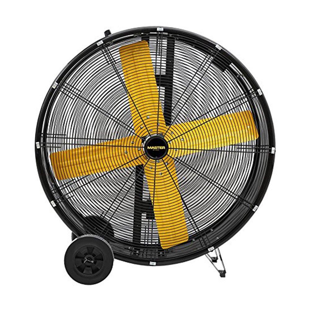Master High Capacity Direct-Drive Barrel Fan 30 Inch 5500 CFM, 1/3 HP,120 Volt MAC-30D