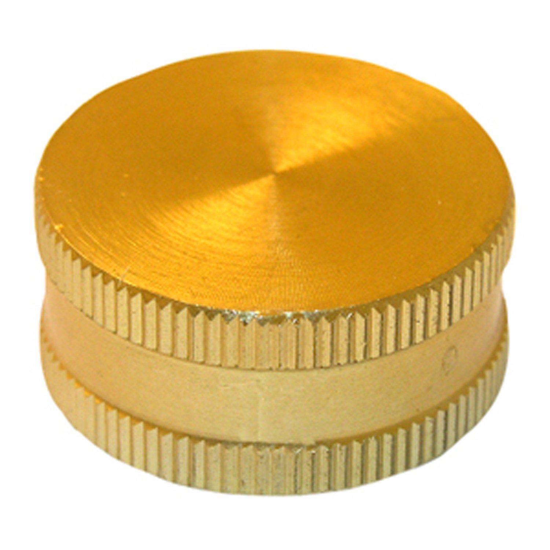 LASCO 15-1763 Heavy Duty Garden Hose Brass Cap