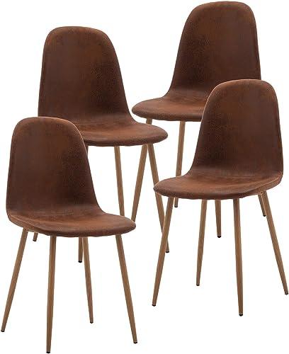 Artist Hand Mid Century Modern Dining Chair