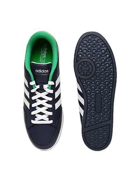 adidas neo uomini marina courtset sneakers (11uk): comprare online in basso