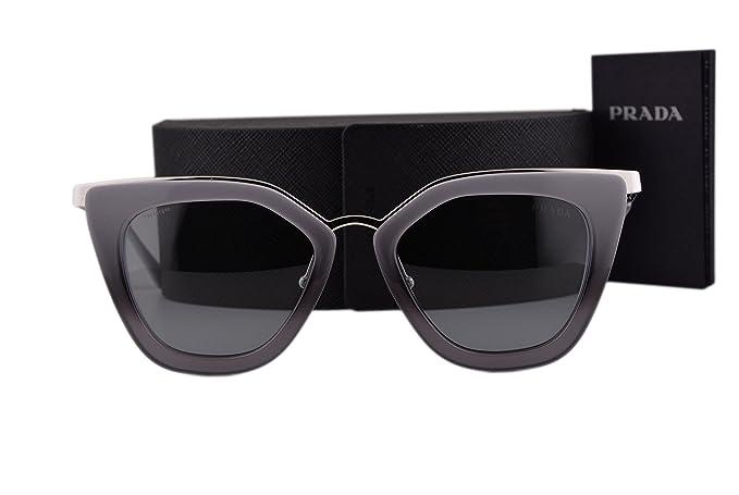 34432b2b1bf27 Image Unavailable. Image not available for. Colour  Prada PR53SS Cinema  Evolution Sunglasses Blue ...