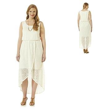 ad59628b0aa Amazon.com   Plus Size Women Emma Sleeveless Dress