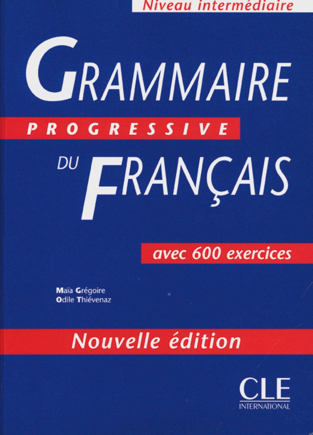 Grammaire Progressive Du Francais Intermediare French