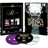 The Royal Box - The Kings Speech / The Queen / Young Victoria [DVD]