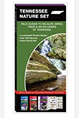 Tennessee Nature Set: Field Guides to Wildlife, Birds, Trees & Wildflowers of Tennessee Pamphlet