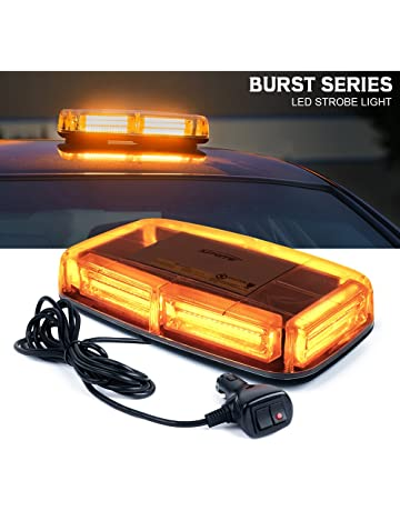 Strobe Lights For Trucks >> Amazon Com Warning Lights Warning Emergency Lights Automotive