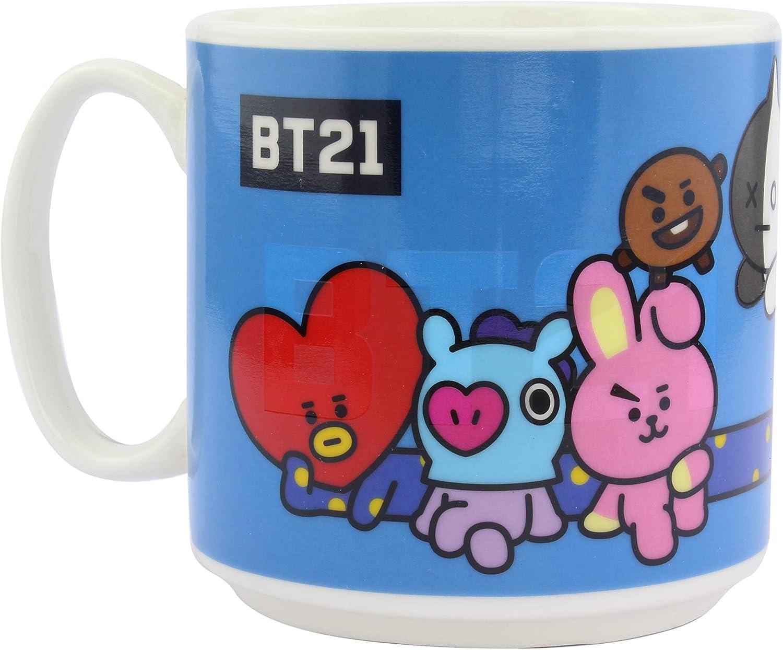 Paladone PP6229BT BT21 Mug en c/éramique sous licence officielle