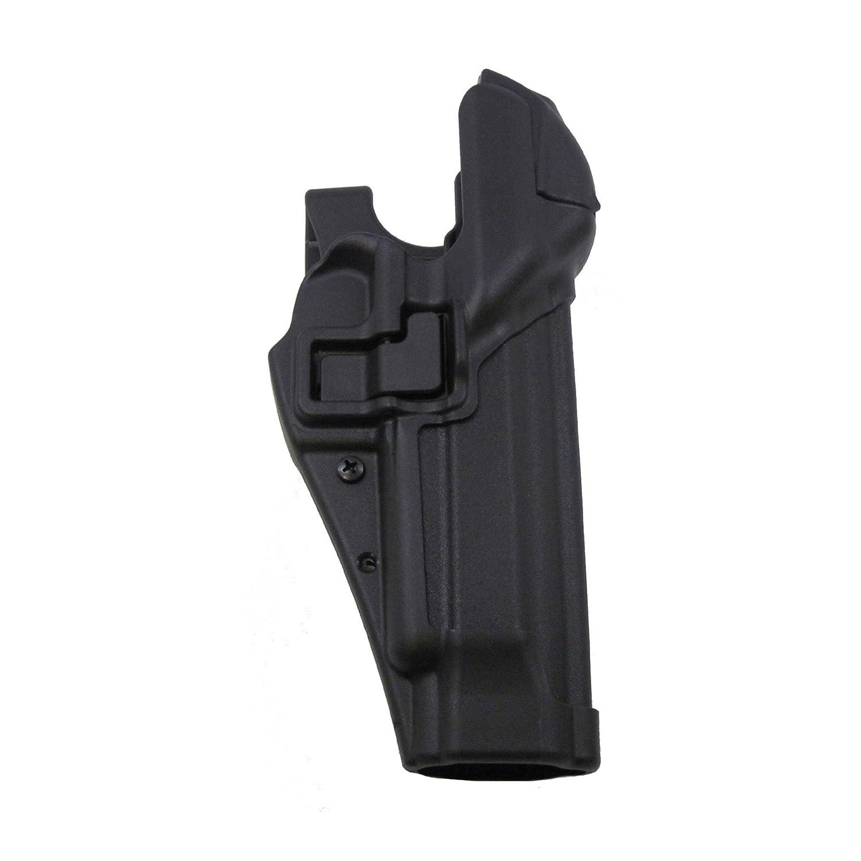 Serpa Duty Holster,Right,Beretta 92//96 BLACKHAWK 44H104BK-R
