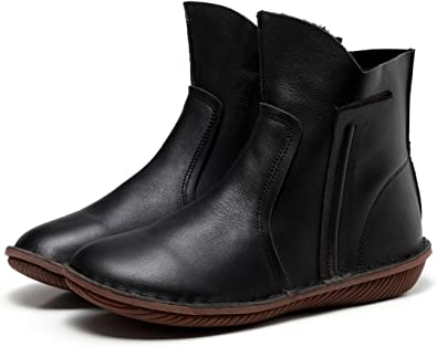 Handmade Leather Short Boot