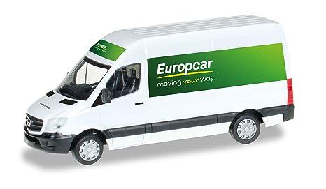 """Mercedes-Benz Sprinter Kasten Hochdach """"Europcar"""""""