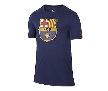 Nike FC Barcelona 2015 2016 - Camiseta Oficial  Amazon.es  Zapatos y ... 27cc2523c1d