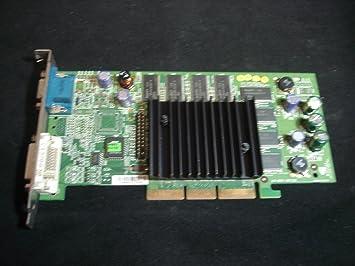 Amazon.com: DELL – Dell GF3 Ti200 NV20 64 MB VGA-DVI tarjeta ...