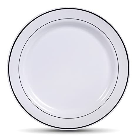 Amazoncom Select Settings 50 Count 1025 Inch Silver Rim