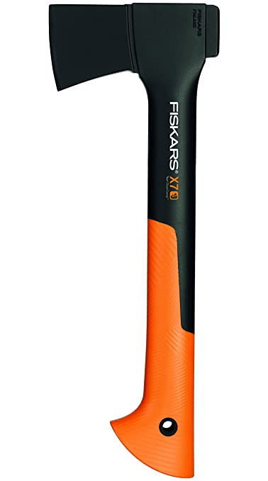 17 opinioni per Fiskars X7 XS- Ascia da Taglio, 700 g