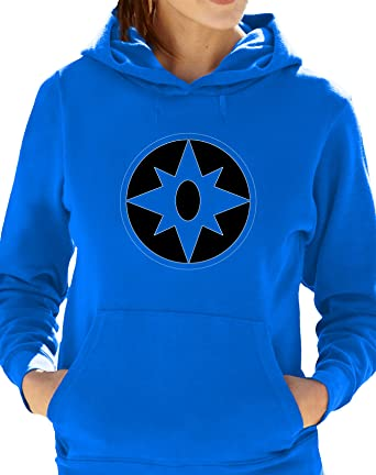 Eat Sleep Shop Repeat Star Sapphire Symbol Ladies Hoodies Amazon