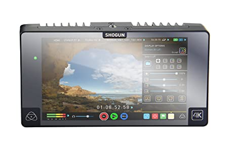 Atomos lcdp01 LCD Protector Protector de Pantalla para ...