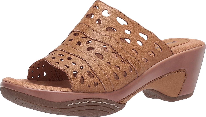 RIALTO Women's Vispa Slide Sandal Sale Rapid rise SALE% OFF