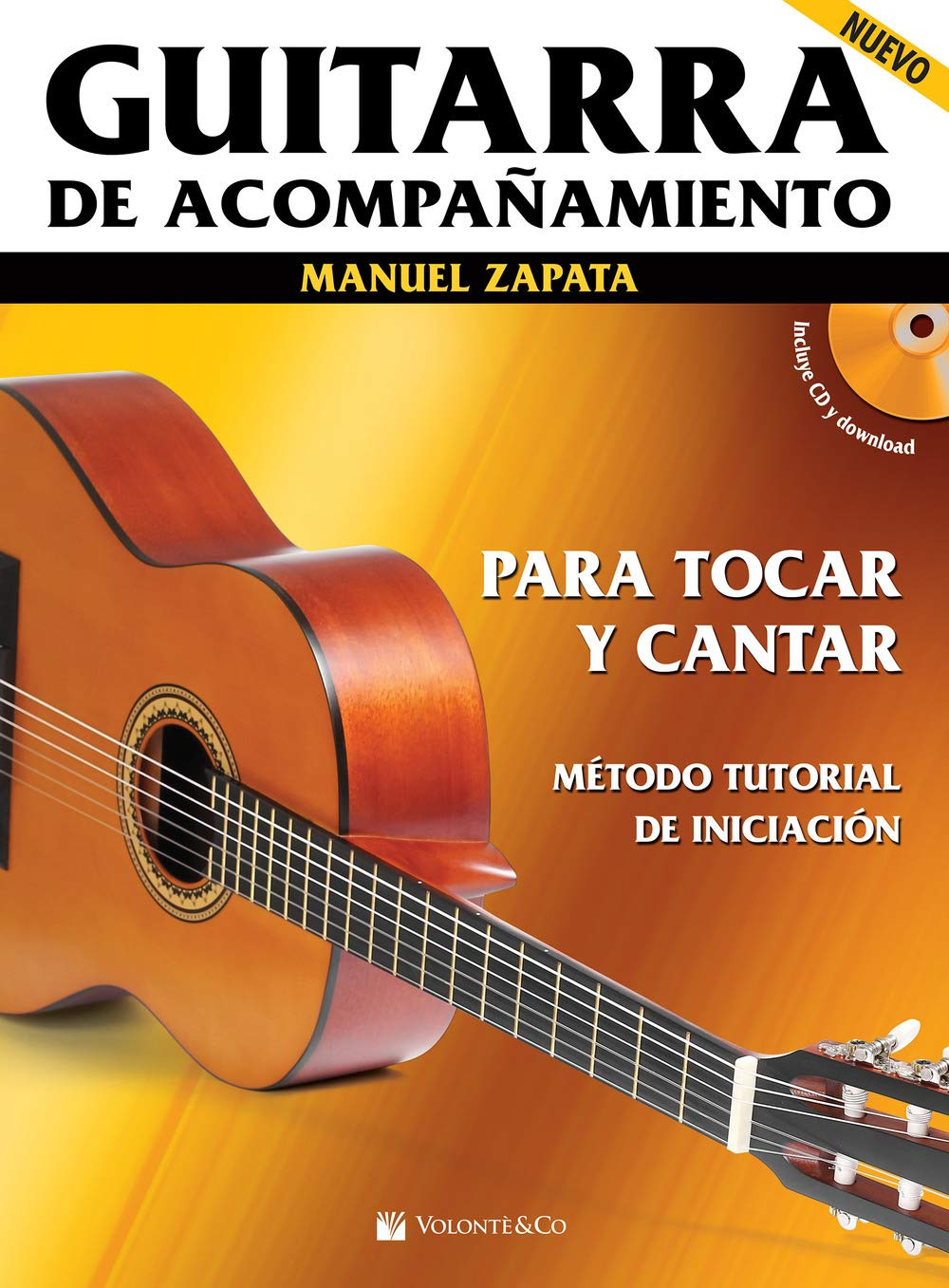 Guitarra de acompanamiento. Con CD-Audio Didattica musicali ...