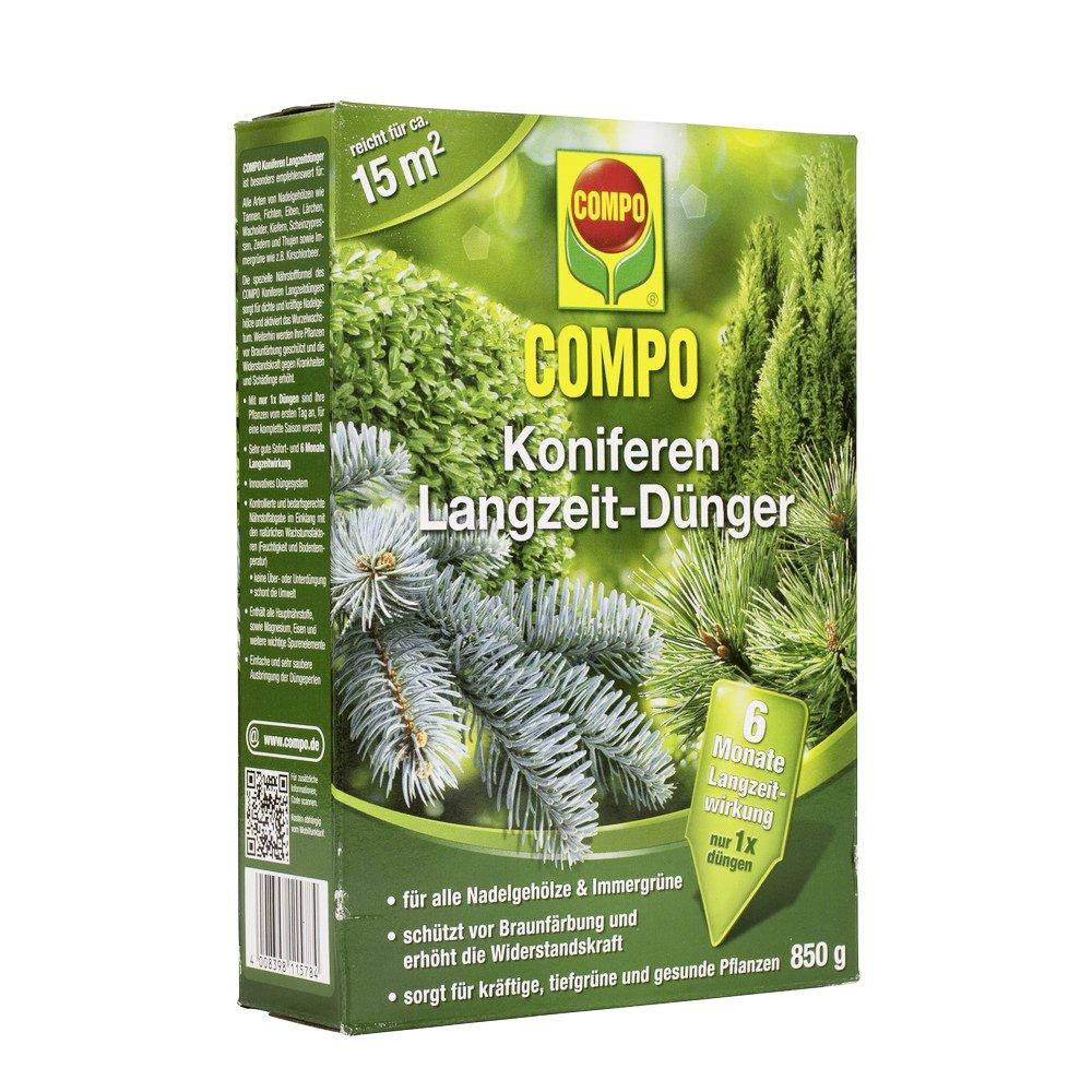 Compo 21579 Mini Conifers term fertilisers 2 kg