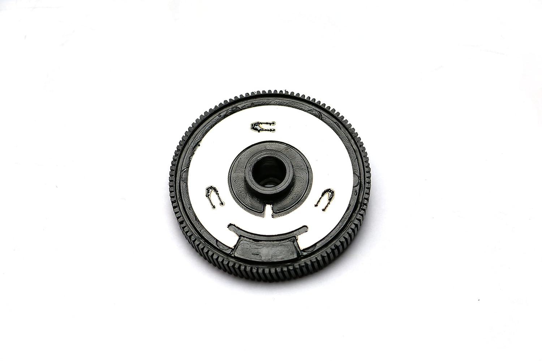 Kit de reparación de brazo limpiaparabrisas motor Gear Polea Gear Rear: Amazon.es: Coche y moto