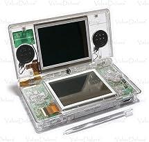 Amazon.com: ValueDeluxe Custom Clear Transparent Nintendo DS ...