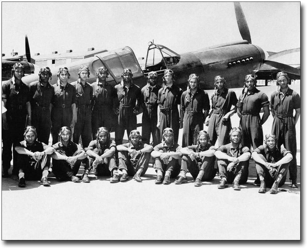 CURTISS P-40 WARHAWK AIRCRAFT WWII 1943 8x10 SILVER HALIDE PHOTO PRINT