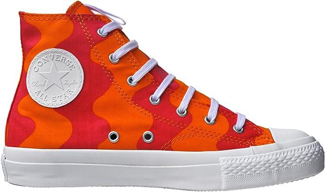 Converse , Baskets pour homme Orange Orange 39: Amazon.fr ...