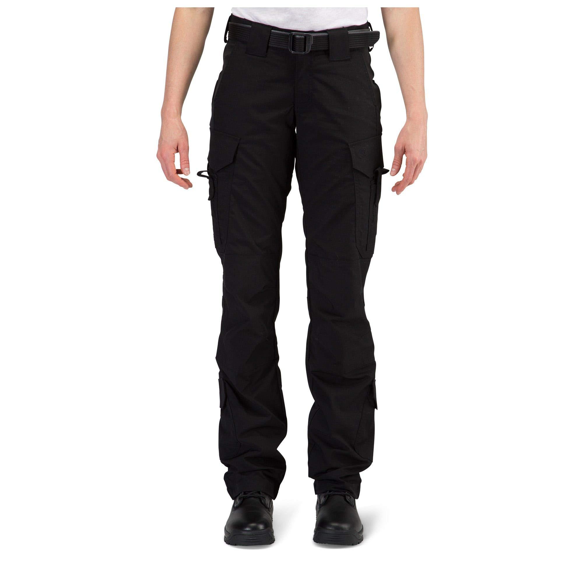 5.11 Tactical Women's Stryke EMS Pants Teflon Treated Fabric Internal Knee Pad Ready Style 64418