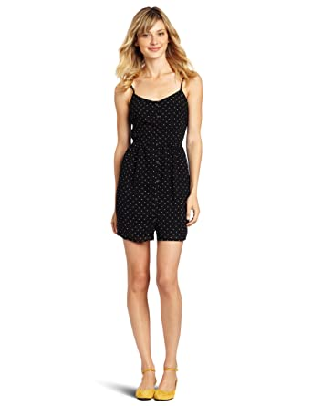 3d990131d95 Volcom Juniors Not So Classic Dress at Amazon Women s Clothing store ...