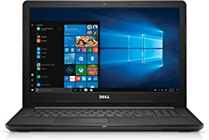 "Dell Inspiron 15 3567 Series – 15"" LED-Backlit Display - 7th Gen Intel Core i3 Proc - 4GB Mem – 128GB SSD - Intel HD Graphics 620"