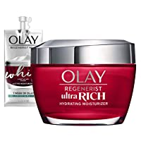 Deals on Olay Regenerist Ultra Rich Face Moisturizer 1.7 Oz
