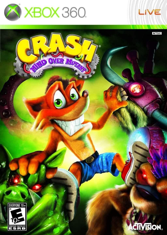 Crash Bandicoot: Mind over Mutant (Xbox 360) [importación inglesa]: Amazon.es: Videojuegos
