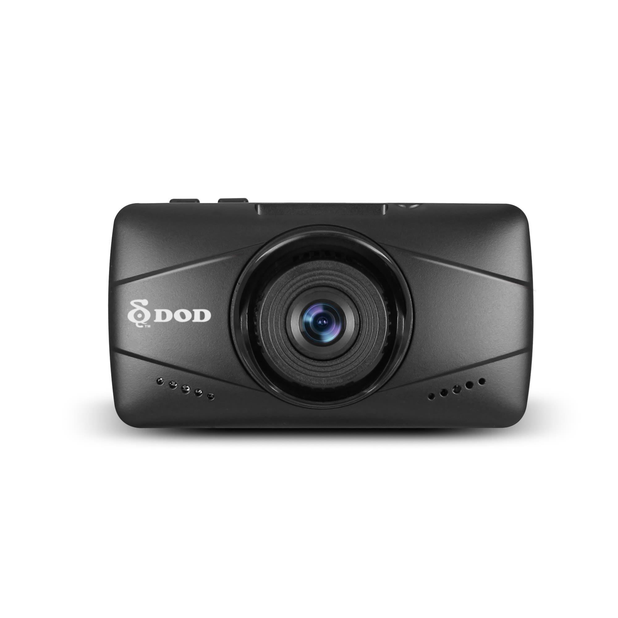 DOD TECH IS220W Sony EXMOR Powered Full HD 1080P Dash Cam, 2.7''