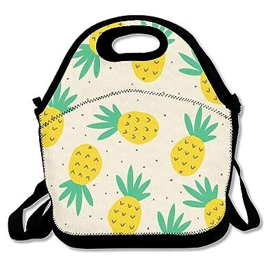 Amazon.com: Lunch Boxes - Fiambrera de piña para niñas ...