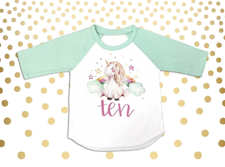 Girls 10th Birthday Outfit Ten Shirt Nine Outfit 10 year old shirt 10th Birthday Party Outfit 10th Birthday Shirt 10th Bday Shirt