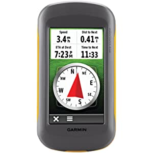 Garmin Montana 650 Hiking GPS