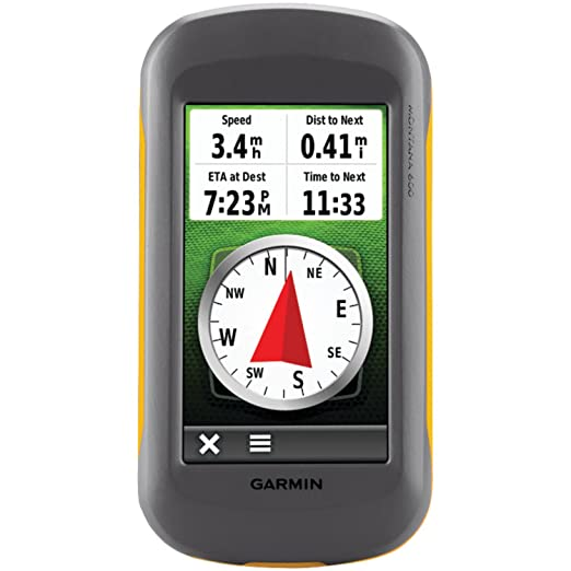 Montana 650t GPS by Garmin