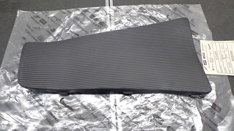 Original Vespa Cover for Battery Made for Vespa LX, Vespa LX Touring, Vespa LXV, Battery Cover Fits Vespa S, Vespa S College, Vespa ET2, Vespa ET4 50cc, 125cc, 150cc Genuine Piaggio OEM 57345R, 298243