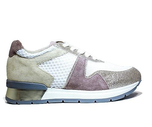 wholesale dealer 7cc3b fcecf Janet Sport 37855 Scarpa Bonito Scarpe Donna Sneaker con ...
