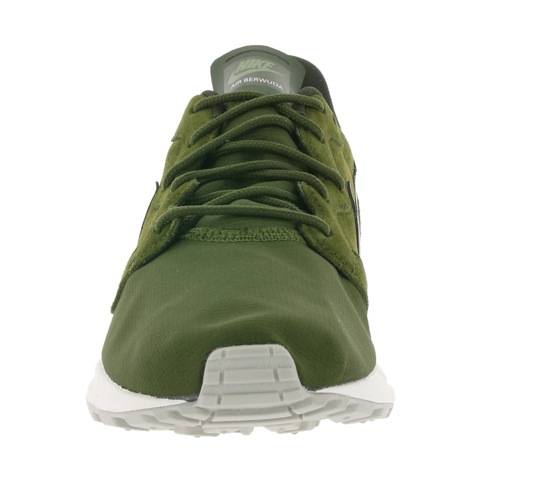 Cerebro juego Fiesta  NIKE Air Berwuda Premium Sneaker green 8- Buy Online in Belize at Desertcart