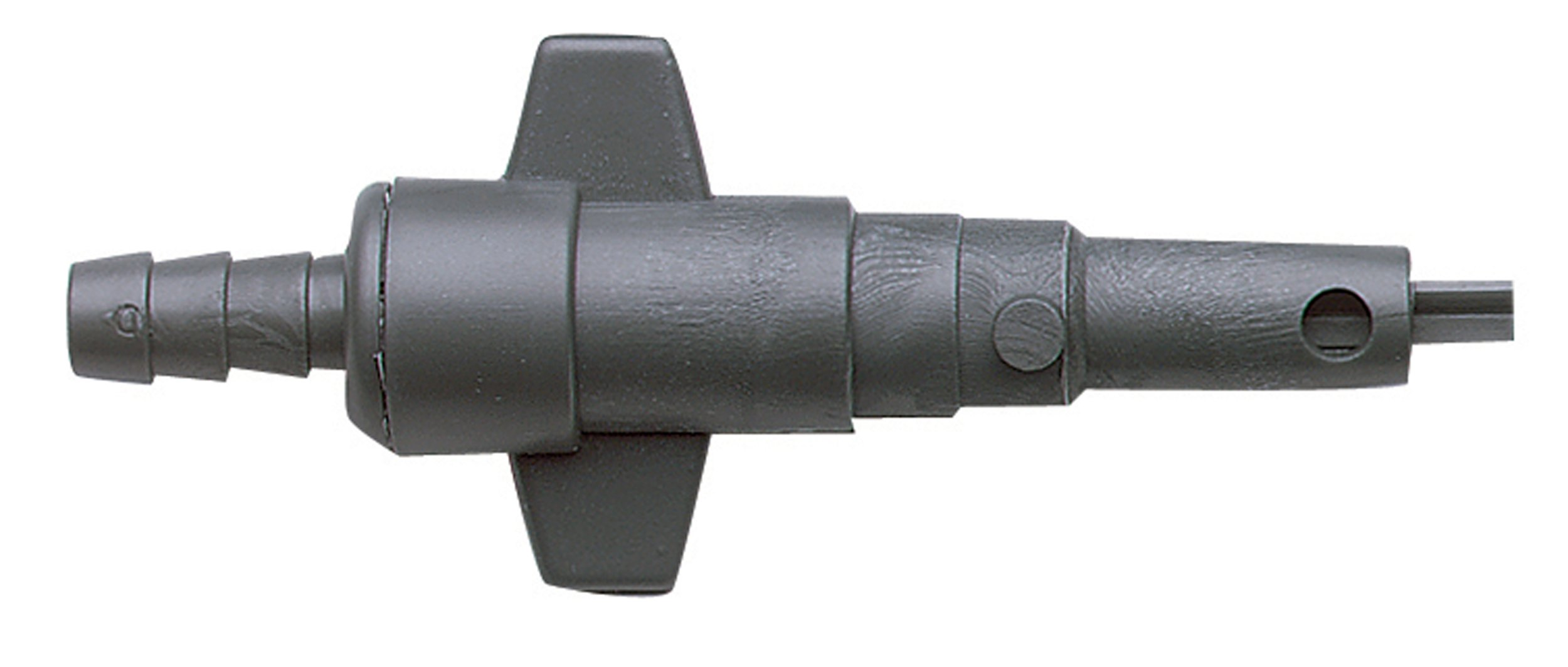 Moeller Marine Fuel Tank Barb Connector (Mercury, 5/16'', Male, Bayonet Style)