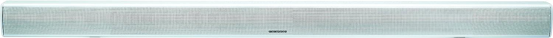 Grundig DSB 950 Altavoz soundbar 2.0 Canales 40 W Blanco - Barra de Sonido (2.0 Canales, 40 W, 40 W, Inalámbrico y alámbrico, A2DP, 100 - 240 V)