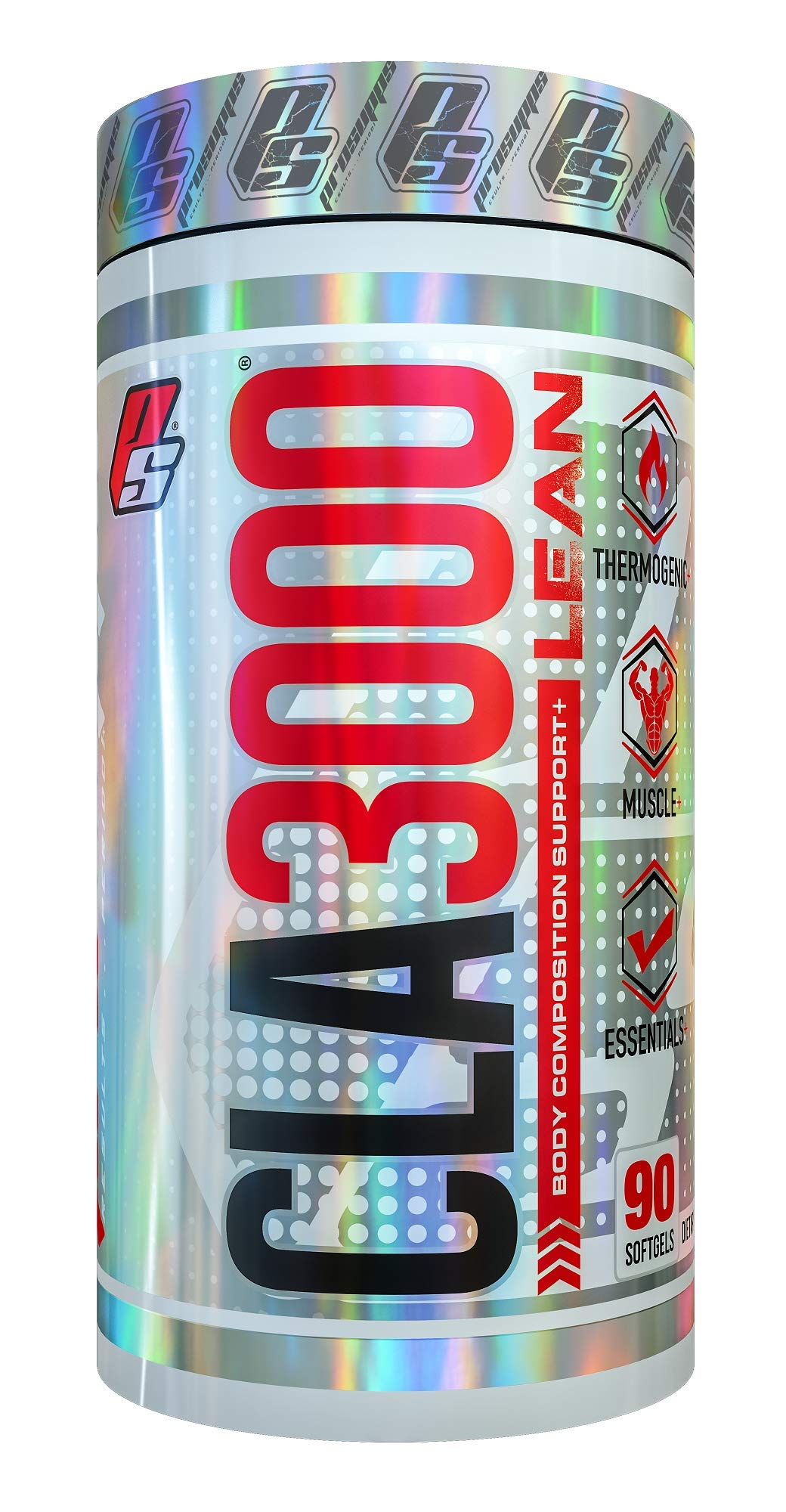 ProSupps CLA 3000 Lean Body Composition Support, 90 Softgels
