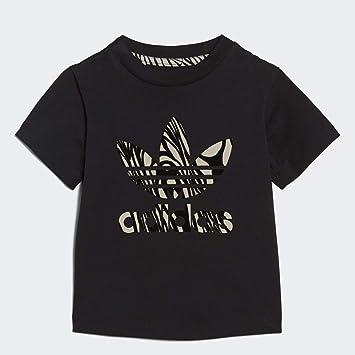 Adidas Originals - Camiseta Adidas I ZBR TEE - 181025 d98809 - Negro, 12-18M: Amazon.es: Deportes y aire libre