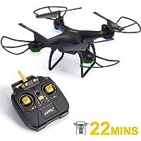 SGILE Grande RC Drone, 22 Minutos de Largo