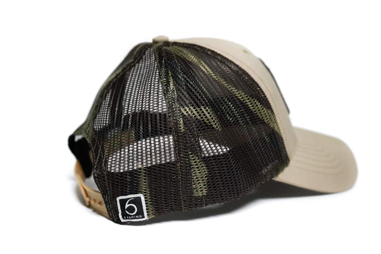 Amazon.com   6th Sense Fishing FishDry Hat - Hex Camo   Sports   Outdoors 17e9856206ca
