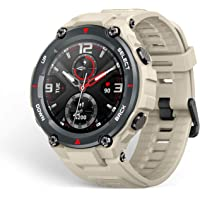 Amazfit T-Rex Smartwatch, Military Standard Certified, Tough Body, GPS, 20-Day Battery Life, 1.3'' AMOLED Display, Water…