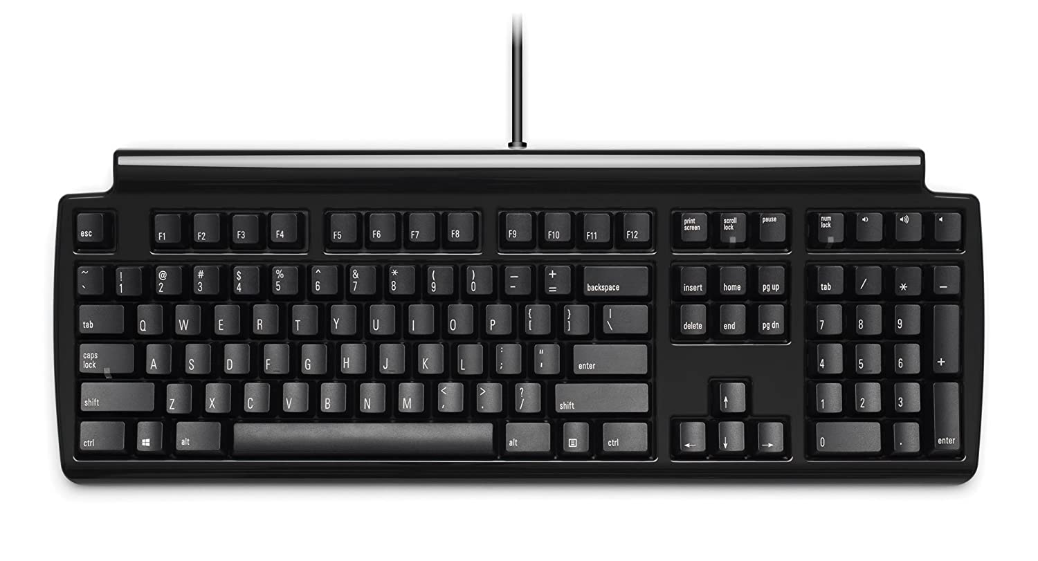 Amazon.com: Matias FK302QPC Quiet Pro USB Wired Keyboard with